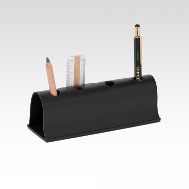 PORTAPENNE Leather Pen stand