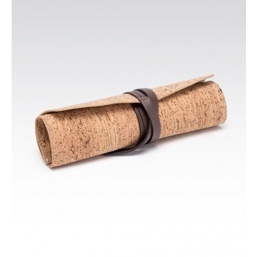 Holy-Wood Cork Pencil Case