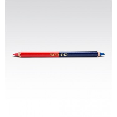 Two-Tone Red/Blue Pencil