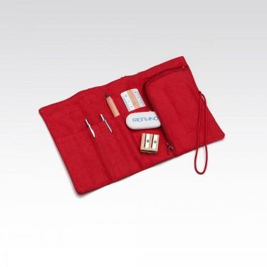 Mini Linen Case